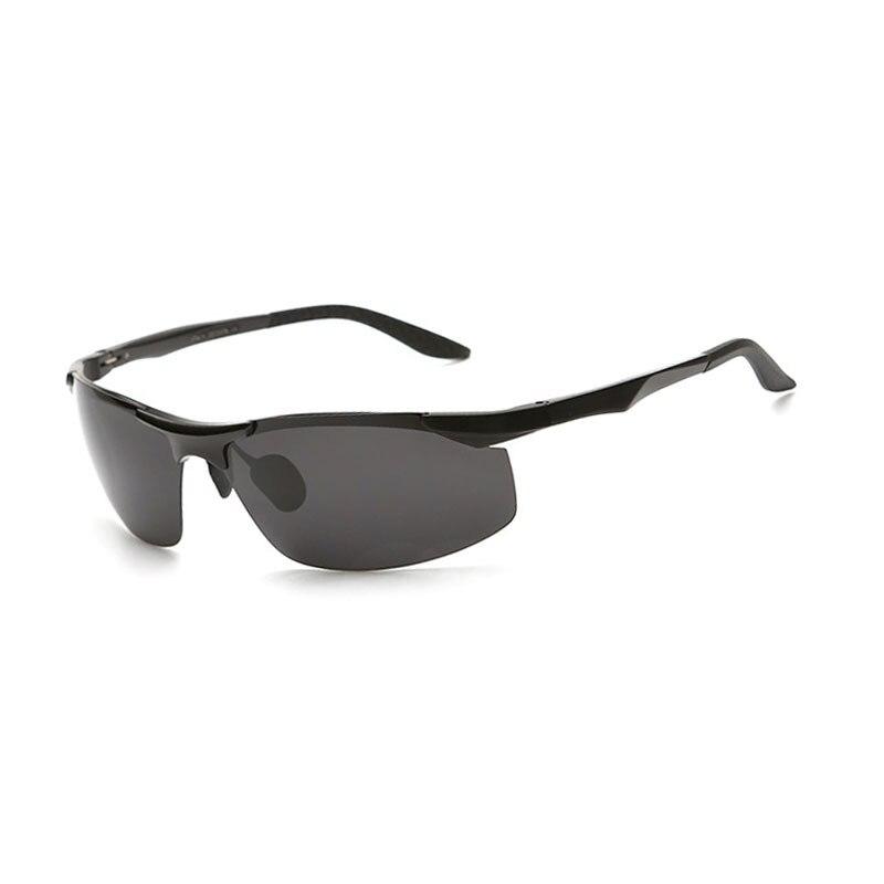 Laura Fée Hommes Polarisées lunettes de Soleil En Aluminium-Alliage de  magnésium Cadre UV400 Conduite Sportive Lunettes de Soleil Oculos Masculino b654233f5abc