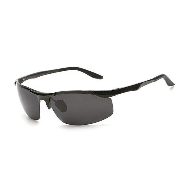 058b776720 Laura Fairy Men Polarized Sunglasses Aluminum-magnesium Alloy Frame UV400  Sports Driving Sun Glasses Oculos