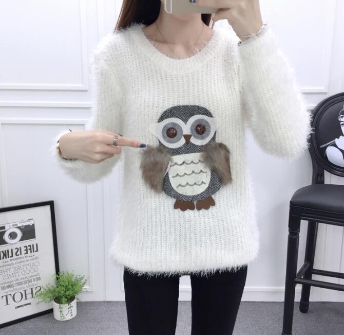 Compra owl sweater y disfruta del envío gratuito en AliExpress.com