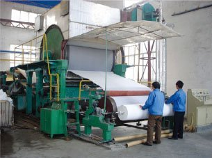 US $10526 32 |787mm Single Dryer Can and Single Cylinder Mould Tissue Paper  Machine on Aliexpress com | Alibaba Group