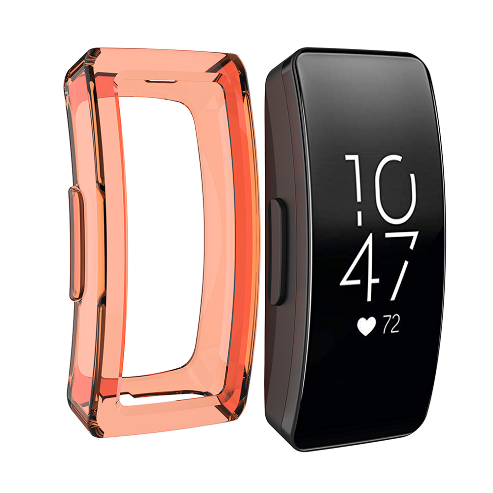 Watch Case Cover Shell Housing Protection Cover for Fitbit Inspire for Inspire HR Fitness Tracker Smart Watch Protective Cases in Smart Accessories from Consumer Electronics