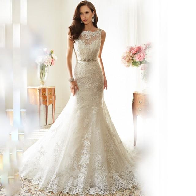 Vestidos largos novia