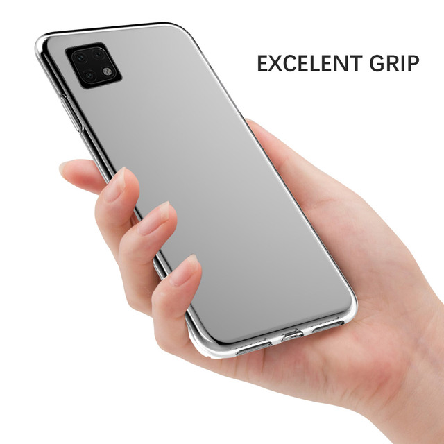 Voor iphone 11 Pro Max Case 6.5 Slanke Zachte Transparante TPU Clear Silicone Shockproof Cover voor iphone 11 6.1 11 pro 5.8 case 2019 5