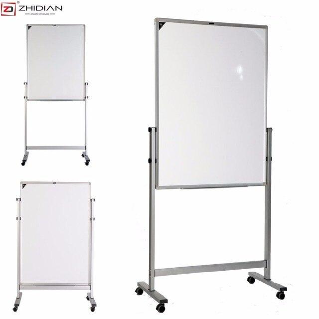 Us 398 0 Zhidian 36 24 Slide Rail Height Adjustment Aluminum Alloy Magnetic Dry Erase Board Easel White Bulletin Boards Silver Frame In Whiteboard