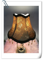 Free shipping! Lampshade for Floor lamp painting flower Abstract Pattern Textile Fabrics E27 table lamp shade for bedroom