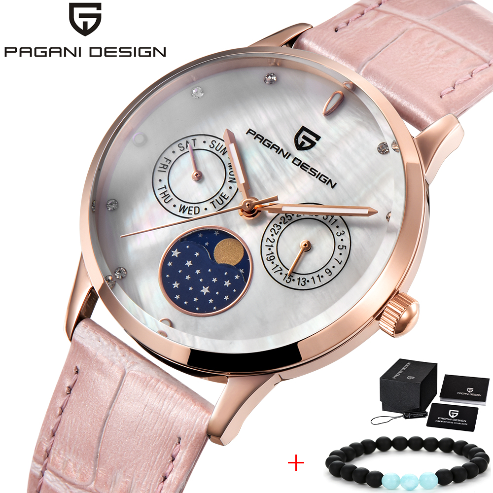 Top Luxury Brand PAGANI DESIGN Gold Watch Women Watches Ladies Creative Steel Leather Womens Bracelet Watches Female Clock Top Luxury Brand PAGANI DESIGN Gold Watch Women Watches Ladies Creative Steel Leather Womens Bracelet Watches Female Clock