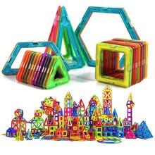 30Pcs/Set Big Standard Size Magnetic Model & Building Block Brick Designer Toys High Quality Plastic For Children Birthday Gift