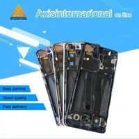 Axisinternational For Xiaomi 5 M5 Mi5 Front Bezel Middle Frame Housing Silver Black Gold Purple Free