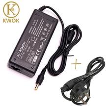 19 в 3.16A AC адаптер питания ноутбука+ ЕС шнур питания кабель для samsung ноутбука R540 R430 R440 R480 R510 R530 серии зарядное устройство