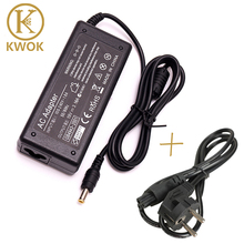 19V 3.16A AC Power Laptop Adapter + EU Power Cord Cable For samsung Notebook R540 R430 R440 R480 R510 R530 Series Charger
