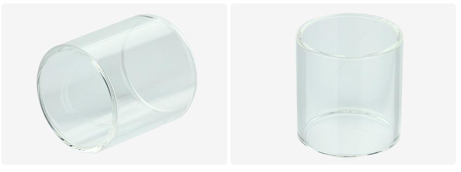 оригинальный торнадо бак стекло трубки однотонная одежда из термостойкого стекло замены трубки для ijoy торнадо для электронных сигарет распылителя