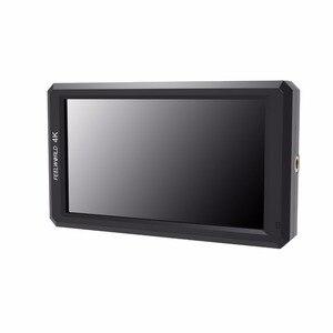 "Image 5 - Feelworld F6 5.7"" IPS Camera Monitor 1920X1080 4K HDMI Monitoring DSLR Monitor for Sony Canon Nikon etc.DSLR/Mirrorless Camera"