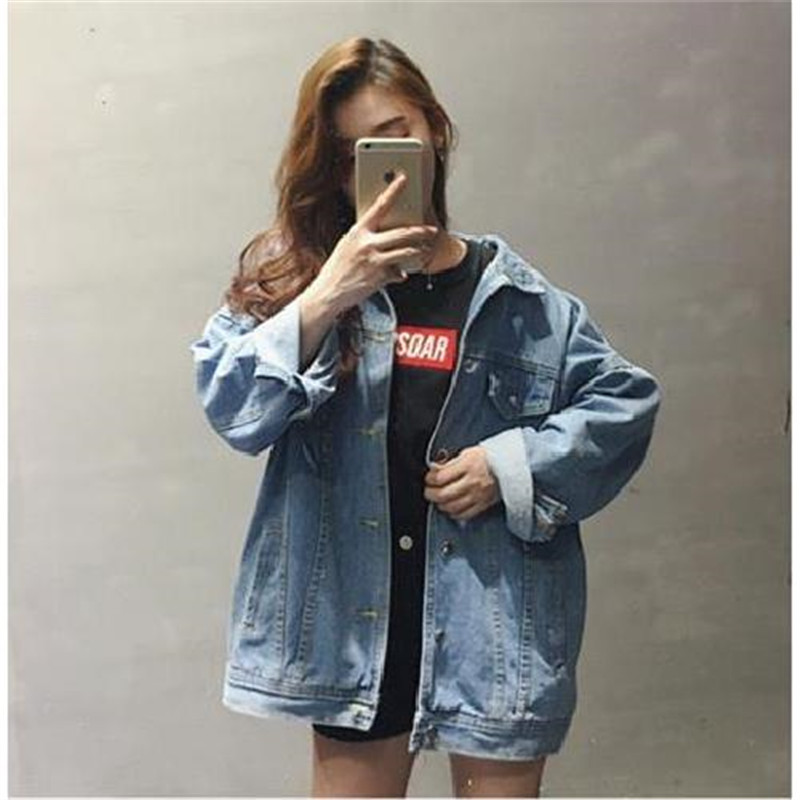 Denim Jacke Cheap wholesale 2018 new summer Hot selling women's fashion casual