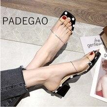 Женская обувь; коллекция года; Повседневная летняя прозрачная пляжная обувь в горошек; тапочки; роскошная женская обувь