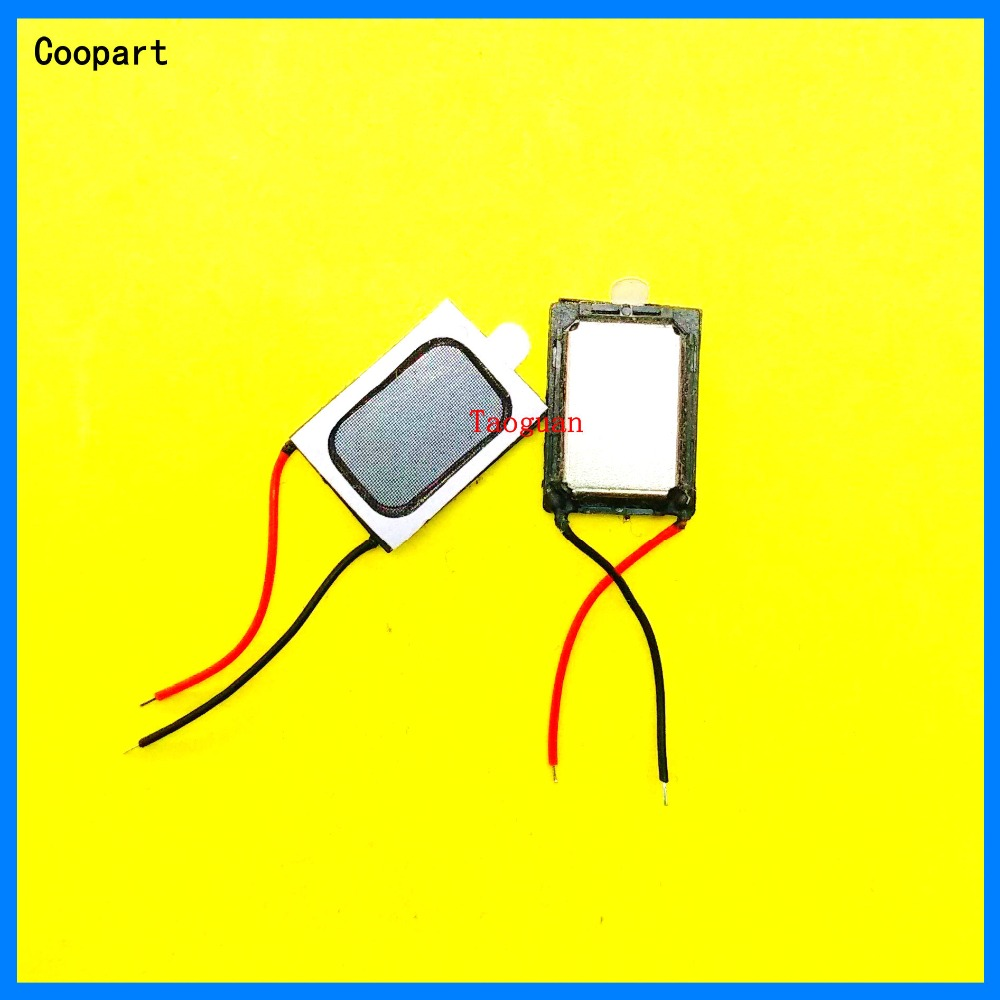2pcs/lot Coopart New Buzzer Loud Speaker Ringer For Oukitel C8 U15 Pro U20 Plus K6000 Plus For HOMTOM HT16 HT16 Pro