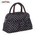 2016 New Hot Variety Pattern Lunch Bag Lunchbox Women Handbag Waterproof Picnic Bag Neoprene Lunch Bag For Kids Adult 22 colors