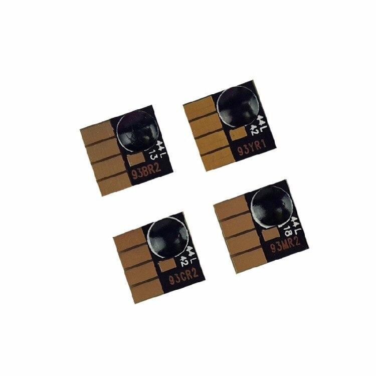 Einkhsop 940XL Compatible Réinitialisation Automatique Puce de Remplacement pour hp 940 XL Pour Officejet Pro 8500 8000 8500a A809n A909b A910a imprimante