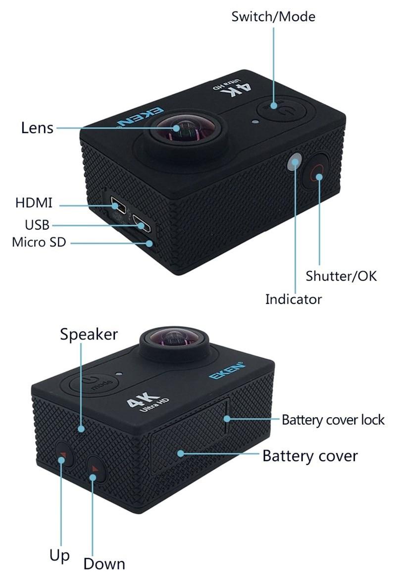 экшен камера на алиэкспресс