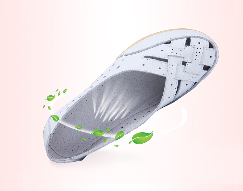 AH1165 (5) Women's Loafers Shoes