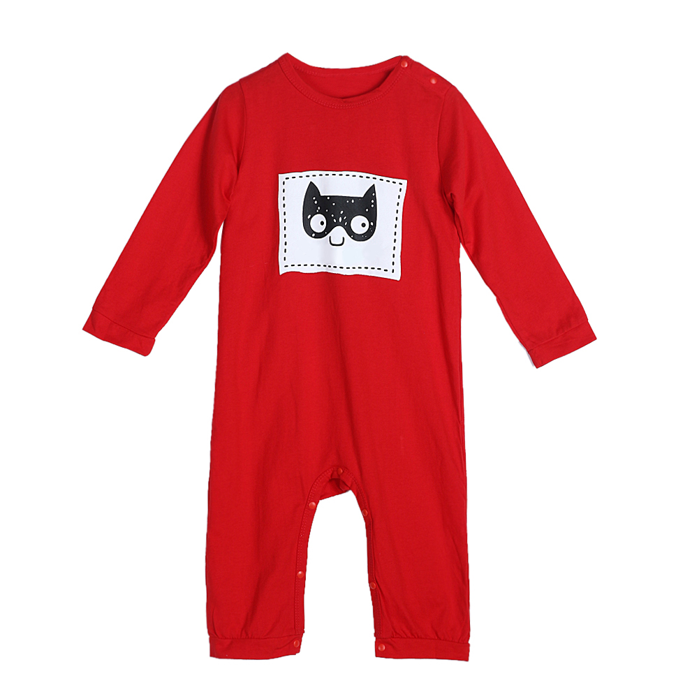 Baby Infant Long Sleeve Rompers Toddlers Jumpsuits Clothes Outfit Newborn Baby Boy Girl Romper Clothes Long Sleeve