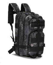 Nuovo! Borsa da pesca Unisex pacchetto alpinismo impermeabile zaino sportivo 3D allaperto pacchetto tattico per fan militari