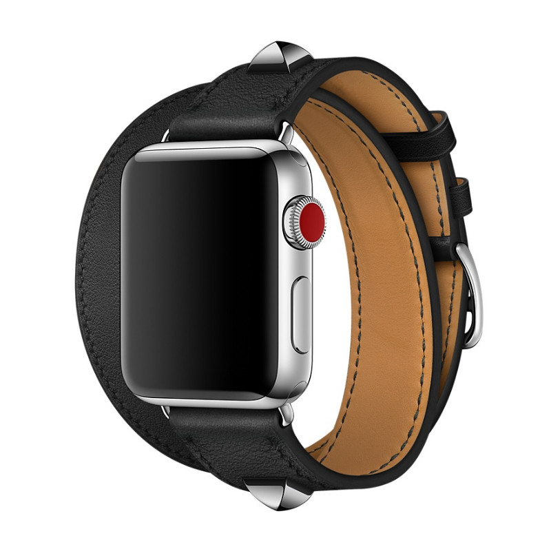 Watch-Band-For-Apple-Watch-Straps-Real-Leather-Double-Tour-For-Apple-Watch-Series-1-2 (2)