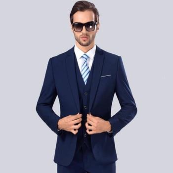 new concept c5a13 f9b2b 2019 neue männer anzüge business casual vertraglich joker hochzeit anzug  blazer herren slim fit an