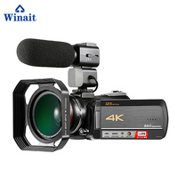 Winait professional UHD 4k Home use digital wifi video camera/camcorder