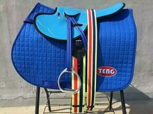 The new saddle match full speed Malaysia equestrian saddle saddle harness special offer free shipping