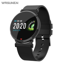 Fashion Waterproof Smart Watch Men Women Fitness Tracker E28 HD IPS Screen Smart Wristband Heart Rate Monitor  Smart Bracelet цена 2017