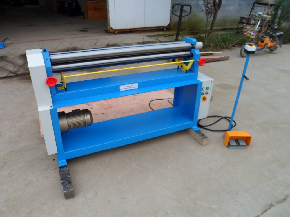 1300*1.5mm electric metal sheet slip roll machine rolling machinery tools