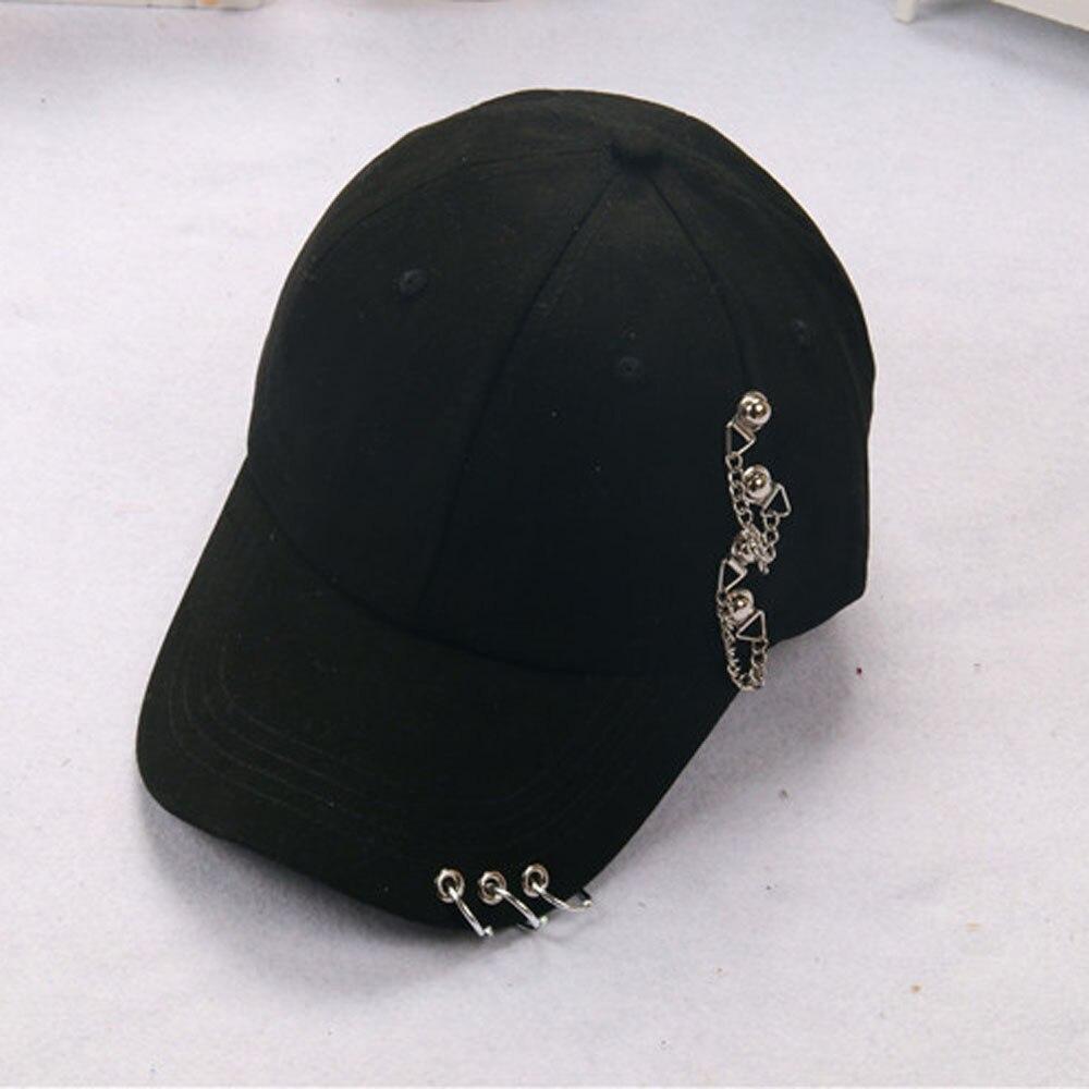 Hittings Thin Blue Line The Punisher Logo Flex Baseball Cap Black Black