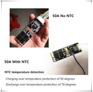 Image 4 - 6S 30A/7S 30A/6S 50A/7S 50A BMS Board con NTC per 3.7V Bordo di Protezione Della Batteria Al Litio Ternario/BMS 7 S/BMS 6S Bordo