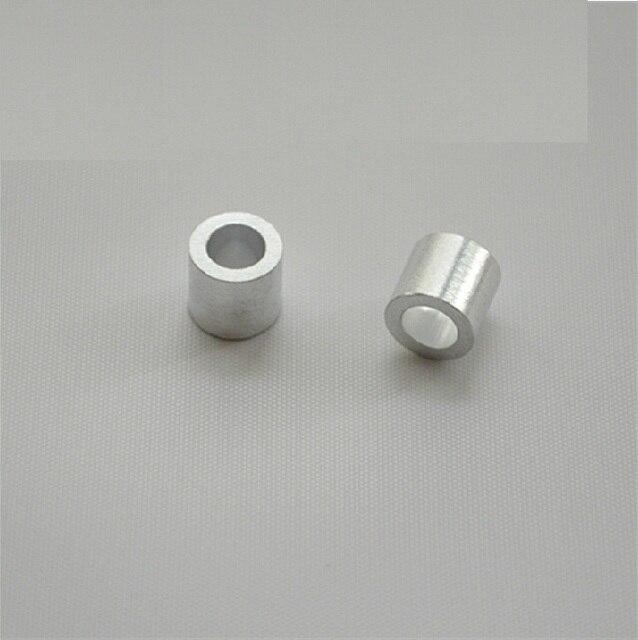 Aliexpress.com : Buy 1.5mm 100pcs/lot Aluminum Sleeves Clip ...