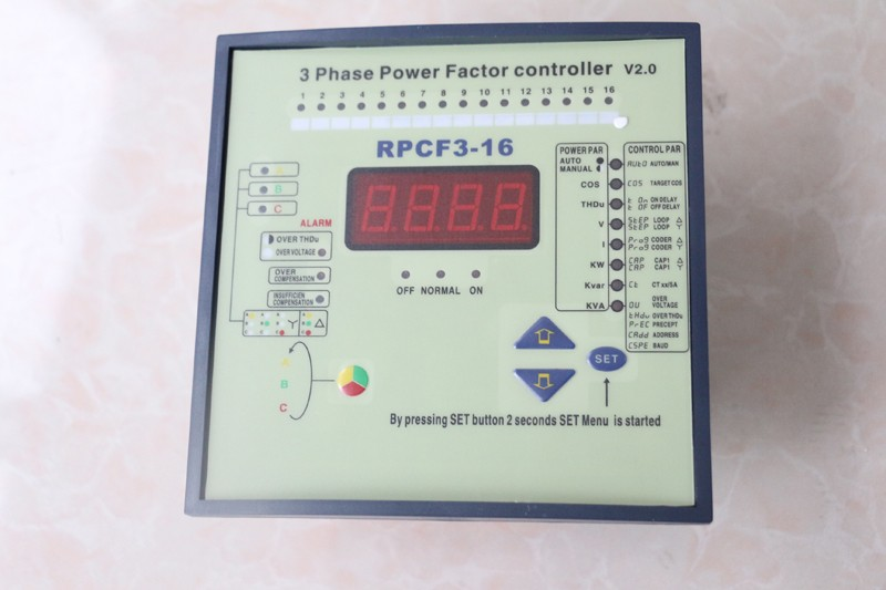 JKWF-16 power factor controller2