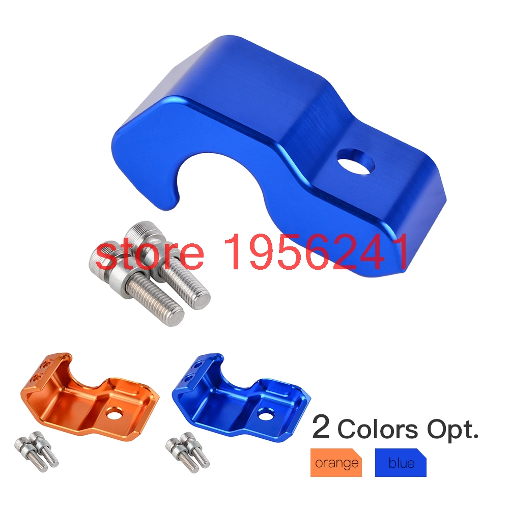 CNC Lower Right Fork Guard Cover Protector for Husaberg TE FE TC FC 85 125 200 250 300 350 450 501 2009-2014