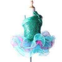 2018hot Sale Professional Tutu Dance Dress Costumes For Children Kids Danse Classique Adulte Dancewear Maillot Ballet Mujer