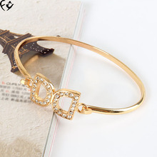 Fashion Korean version new alloy women's bracelets,creative jewelry FANGY17072807