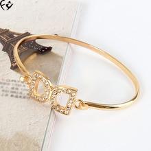 Fashion Korean version new alloy women's bracelets,creative jewelry FANGY17072807