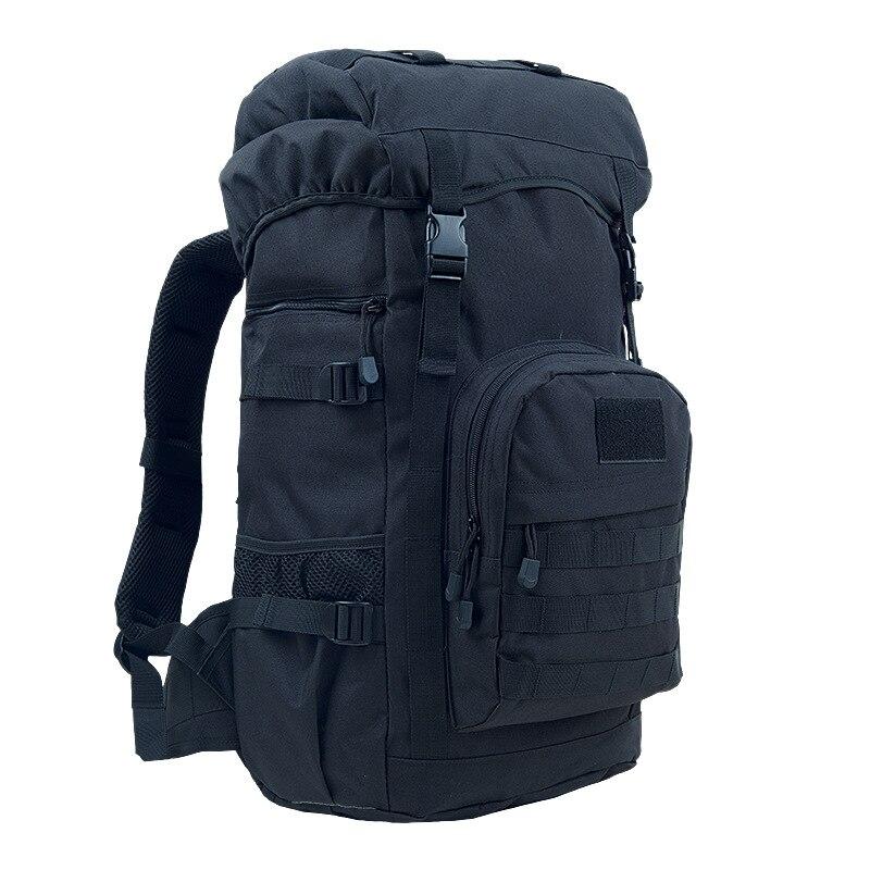 Nouveau 55L sac à dos en plein air militaire tactique sac de sport armée Camping voyage randonnée escalade Pack multifonction sac à dos MOLLE sacs