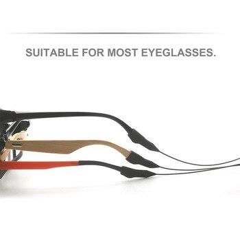 Adjustable Eyeglass Cord Glasses Holder Sunglasses Reading Glasses Chain Eyewears Cord Neck Strap Rope Anti Slip Eyewear Cord