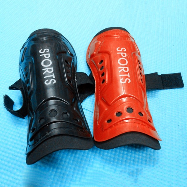 New 1 Pair Safety Football Shinguard Legs Protector Sports Cycling Professional Leg Competition Soccer Shin Guard Pads