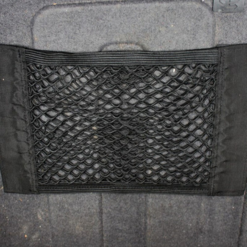 Free Shipping Elastic String Net Mesh Storage Bag