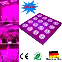 Free Shipping Professional Manufacture Full Spectrum 500w High Power Led Grow Lights For Medical Plant And