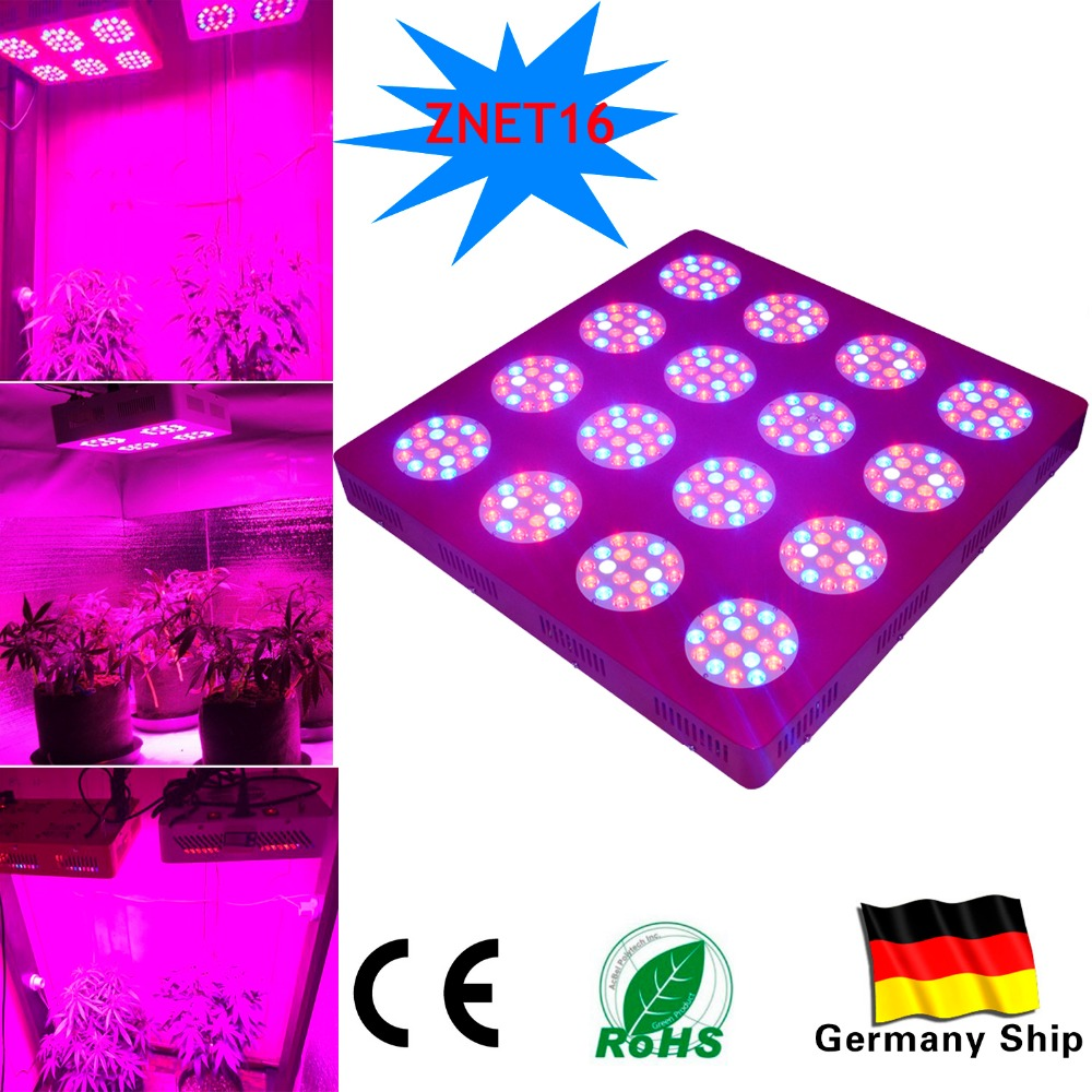 shipping from usa full spectrum znet16 800w led grow lights for