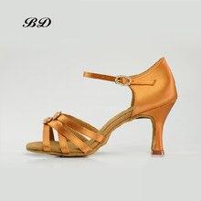 474c65487f8ff BD 2346 chaussures de danse salle de bal femmes chaussures latines danse  femme chaussure talons hauts Rumba haute remise sacs gr.