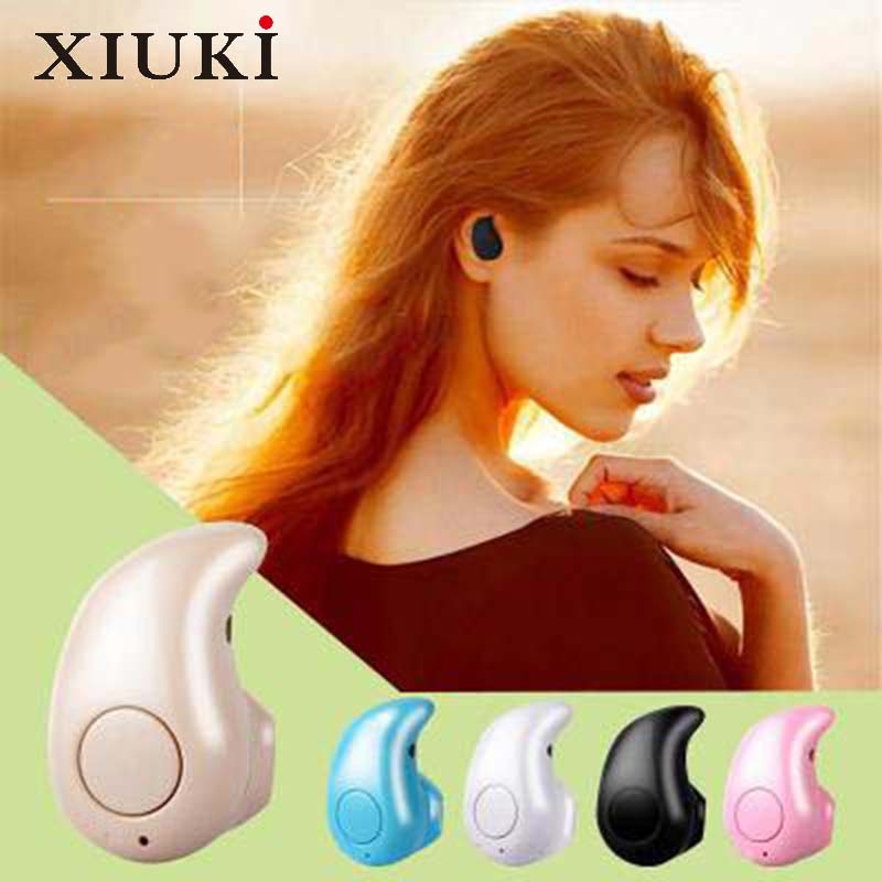 Mini Wireless Bluetooth Earphone Stereo Headset With MIC Water Drop Invisible Handsfree Headphone Bluetooth Headphone For Phone mini stereo bluetooth headset wireless bluetooth handsfree earphone universal for iphone samsung mobile phone headphone