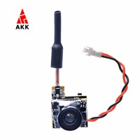 AKK BS2 5 8G 48CH 25mW VTX 600TVL 1 3 Cmos AIO FPV Camera For FPV