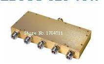 [BELLA] Mini-Circuits ZB5CS-920-10W-N+ 450-920MHZ Five N Power Divider