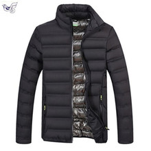 XIYOUNIAO mens Military Jacket in Winter Wear with Light Cotton Soft Coat Spring and Autumn Period size m - 4XL